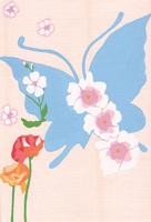 花鳥 02650000085| 写真素材・ストックフォト・画像・イラスト素材|アマナイメージズ