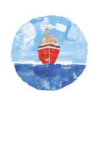 汽船 02653000039  写真素材・ストックフォト・画像・イラスト素材 アマナイメージズ