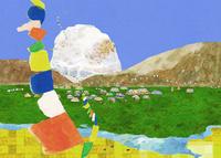 チベット 高原