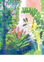 庭園 02653000081  写真素材・ストックフォト・画像・イラスト素材 アマナイメージズ