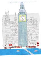 旅行イメージ ロンドン