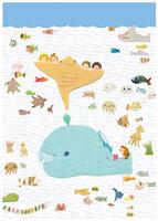 海の生き物 02653000123| 写真素材・ストックフォト・画像・イラスト素材|アマナイメージズ