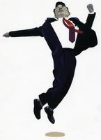 飛ぶ男 02655000161| 写真素材・ストックフォト・画像・イラスト素材|アマナイメージズ