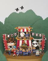 豊作祭り 02656000027| 写真素材・ストックフォト・画像・イラスト素材|アマナイメージズ