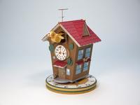 鳩時計の家