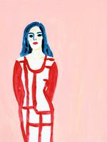 女性 02665000037| 写真素材・ストックフォト・画像・イラスト素材|アマナイメージズ