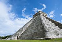 マヤ遺跡 チェチェンイッツア ピラミッド