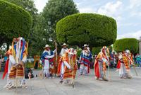 モレリア歴史地区 死者の日 伝統のマスクをかぶった踊り 02667000779| 写真素材・ストックフォト・画像・イラスト素材|アマナイメージズ