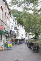 イギリス リンマウス 古い町並み