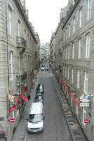 サンマロ 旧市街 街の風景