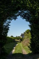 フランスの田舎の家 02667001098| 写真素材・ストックフォト・画像・イラスト素材|アマナイメージズ
