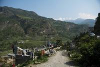 ネパール トレッキングルート スタート地点