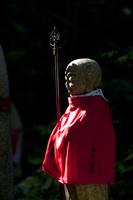 生駒山 宝山寺 日向の地蔵