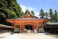 高麗神社 本殿