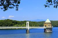狭山湖 取水塔