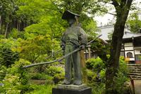 龍穏寺 太田道灌像