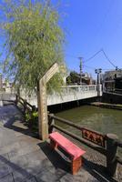 巴波川と幸来橋