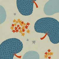 松と紅葉 02679000037| 写真素材・ストックフォト・画像・イラスト素材|アマナイメージズ