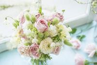 花束アレンジ 02684001620| 写真素材・ストックフォト・画像・イラスト素材|アマナイメージズ