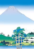 大いなる富士