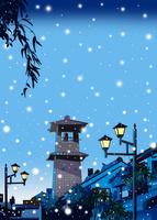 雪の時の鐘