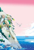 鴎飛ぶ 02694000079| 写真素材・ストックフォト・画像・イラスト素材|アマナイメージズ