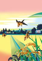 実る稲穂 02694000116| 写真素材・ストックフォト・画像・イラスト素材|アマナイメージズ