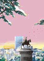仙台 02694000236| 写真素材・ストックフォト・画像・イラスト素材|アマナイメージズ