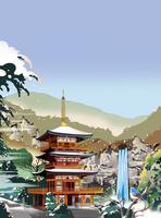 那智の滝 02694000249| 写真素材・ストックフォト・画像・イラスト素材|アマナイメージズ