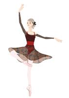 踊る女性 02697000015| 写真素材・ストックフォト・画像・イラスト素材|アマナイメージズ