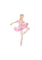 バレエ「眠りの森の美女」オーロラ姫を踊る女性 02697000046| 写真素材・ストックフォト・画像・イラスト素材|アマナイメージズ