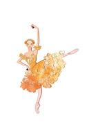 バレエ「ドン・キホーテ」キトリを踊る女性 02697000048| 写真素材・ストックフォト・画像・イラスト素材|アマナイメージズ
