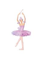 バレエ「眠りの森の美女」リラの精を踊る女性 02697000057| 写真素材・ストックフォト・画像・イラスト素材|アマナイメージズ