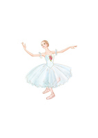 バレエ クラシックチュチュを着て踊る女性 02697000086| 写真素材・ストックフォト・画像・イラスト素材|アマナイメージズ