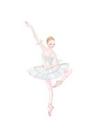 バレエ 白いチュチュを着て踊る女性 02697000088| 写真素材・ストックフォト・画像・イラスト素材|アマナイメージズ
