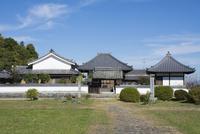 弘福寺 02698000193  写真素材・ストックフォト・画像・イラスト素材 アマナイメージズ