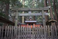 室生龍穴神社,本殿