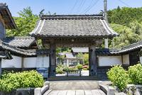 観音寺惣門(滋賀県米原市)