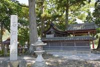 石田神社(石田三成一族家臣供養地)