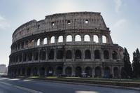 ローマのコロッセオ(コロッセウム) 02702000282| 写真素材・ストックフォト・画像・イラスト素材|アマナイメージズ