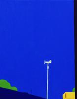 空と風向計
