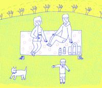 ピクニック 02717000003| 写真素材・ストックフォト・画像・イラスト素材|アマナイメージズ