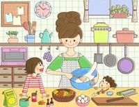 キッチンママ