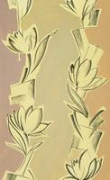 花柄テキスタイルデザイン,図柄