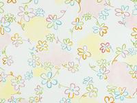 花柄テキスタイルデザイン,図柄 02724000068| 写真素材・ストックフォト・画像・イラスト素材|アマナイメージズ