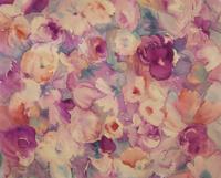 花柄テキスタイルデザイン,図柄 02724000071  写真素材・ストックフォト・画像・イラスト素材 アマナイメージズ