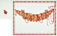 花柄テキスタイルデザイン,図柄 02724000117| 写真素材・ストックフォト・画像・イラスト素材|アマナイメージズ