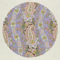 ペイズリーテキスタイルデザイン,図柄 02724000212| 写真素材・ストックフォト・画像・イラスト素材|アマナイメージズ