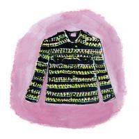 模様の入った女性用ツイードジャケット 02736000023  写真素材・ストックフォト・画像・イラスト素材 アマナイメージズ
