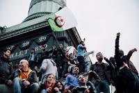 2012年フランス大統領選挙バスティーユ広場 02738000374| 写真素材・ストックフォト・画像・イラスト素材|アマナイメージズ